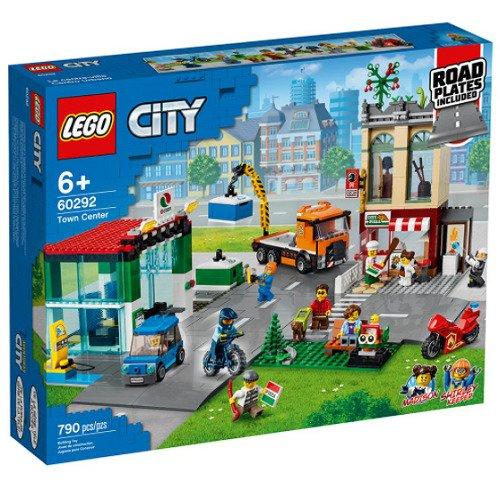 LEGO City Town Center1