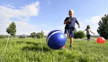 Kickball-Croquet-Set