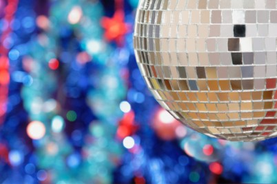 new years eve disco ball - KidsQuest Children's Museum
