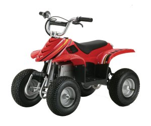 Electric Cars For Kids - Razor Dirt Quad 4 Wheeler