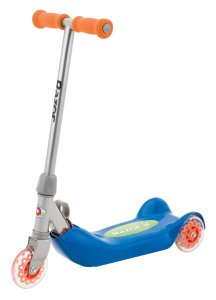 Kids Scooters - Razor Jr. Folding Kiddie Kick Scooter