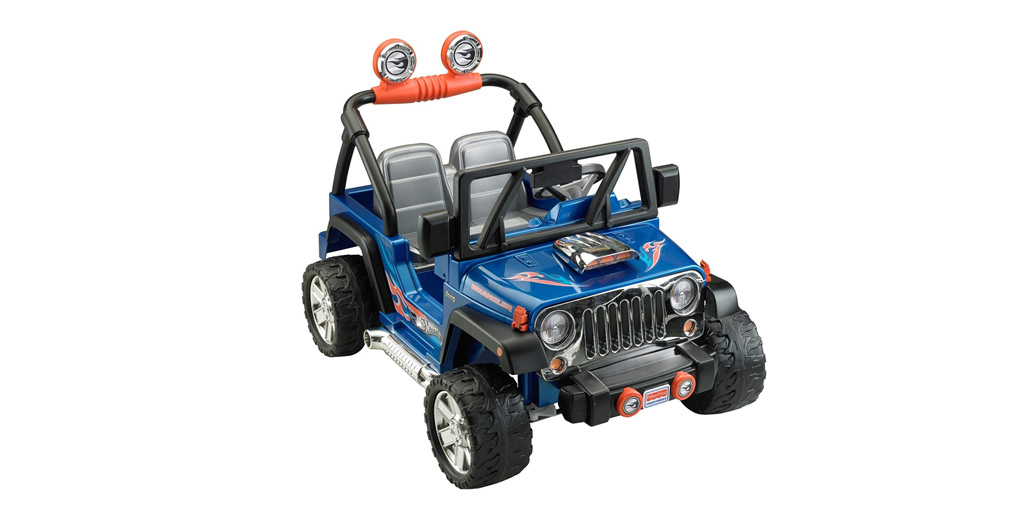 Ride On Toy Jeeps For Kids