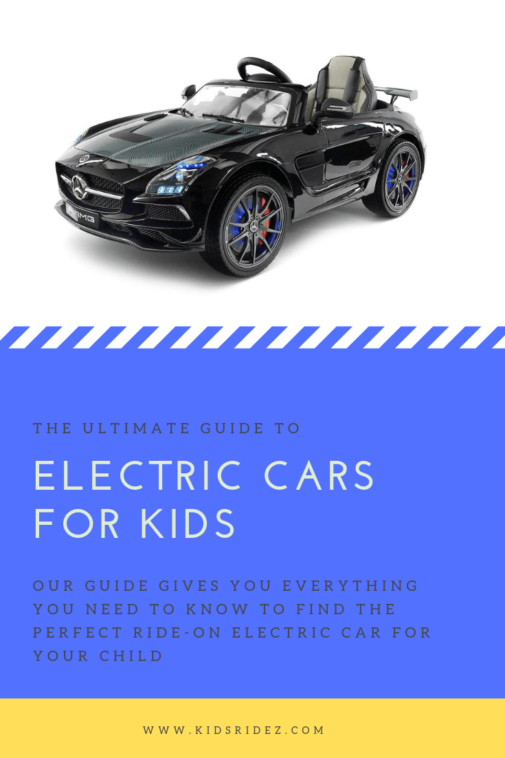Electric Cars For Kids The Ultimate Guide Kids Ridez