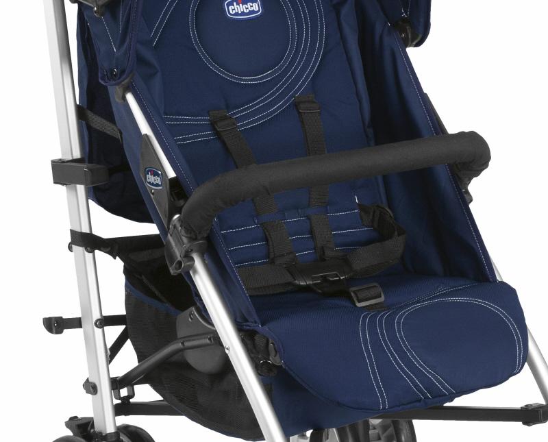 Chicco Barra de seguridad para silla de paseo Lite Way