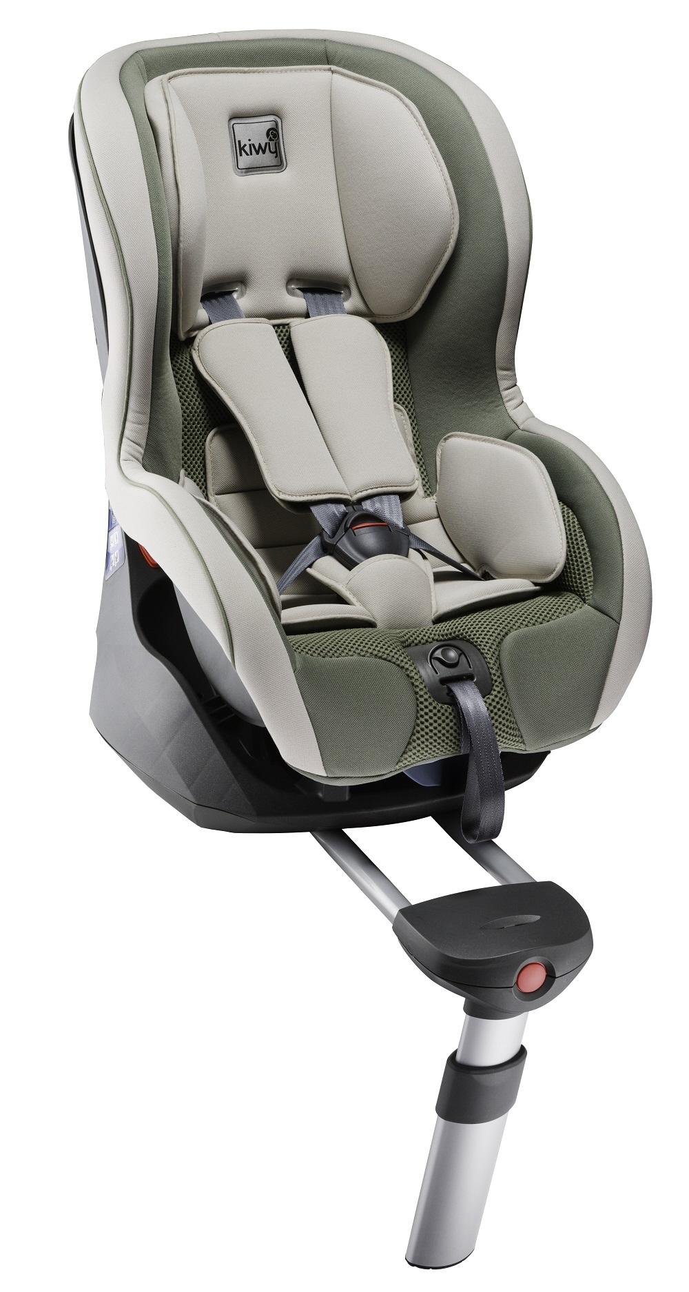 Kiwy SPF1 Isofix 兒童汽車安全座椅 2015 Aloe kidsroom德國直郵母嬰用品網店