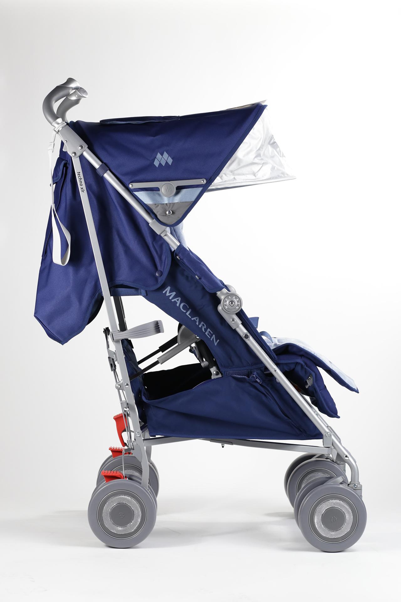 Silla de paseo TECHNO XLR MacLaren 2015 Soft Blue