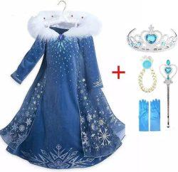 Elsa jurk bol.com