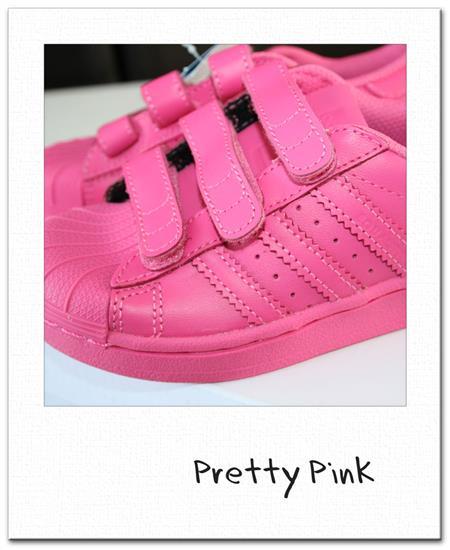 Adidas Kids Roze