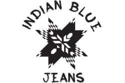 Indian blue jeans logo
