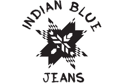 Indian blue jeans logo