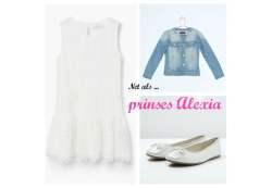 net als prinses Alexia