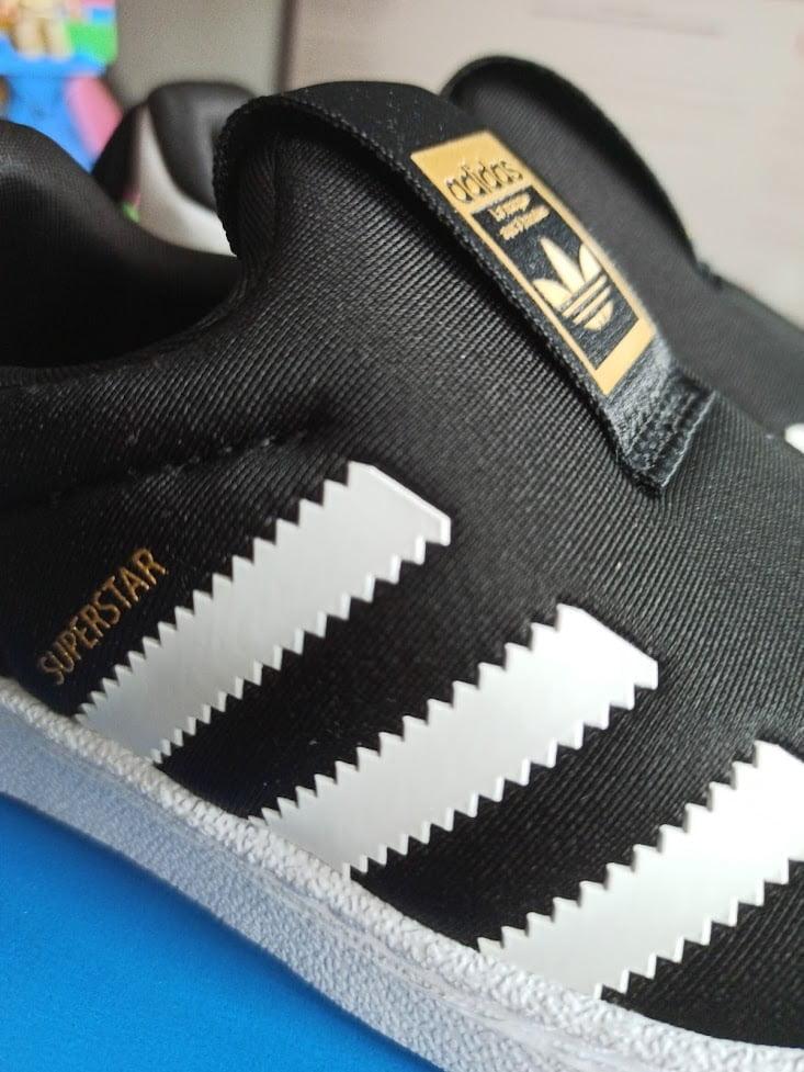 Adidas 360 core zwart peuter