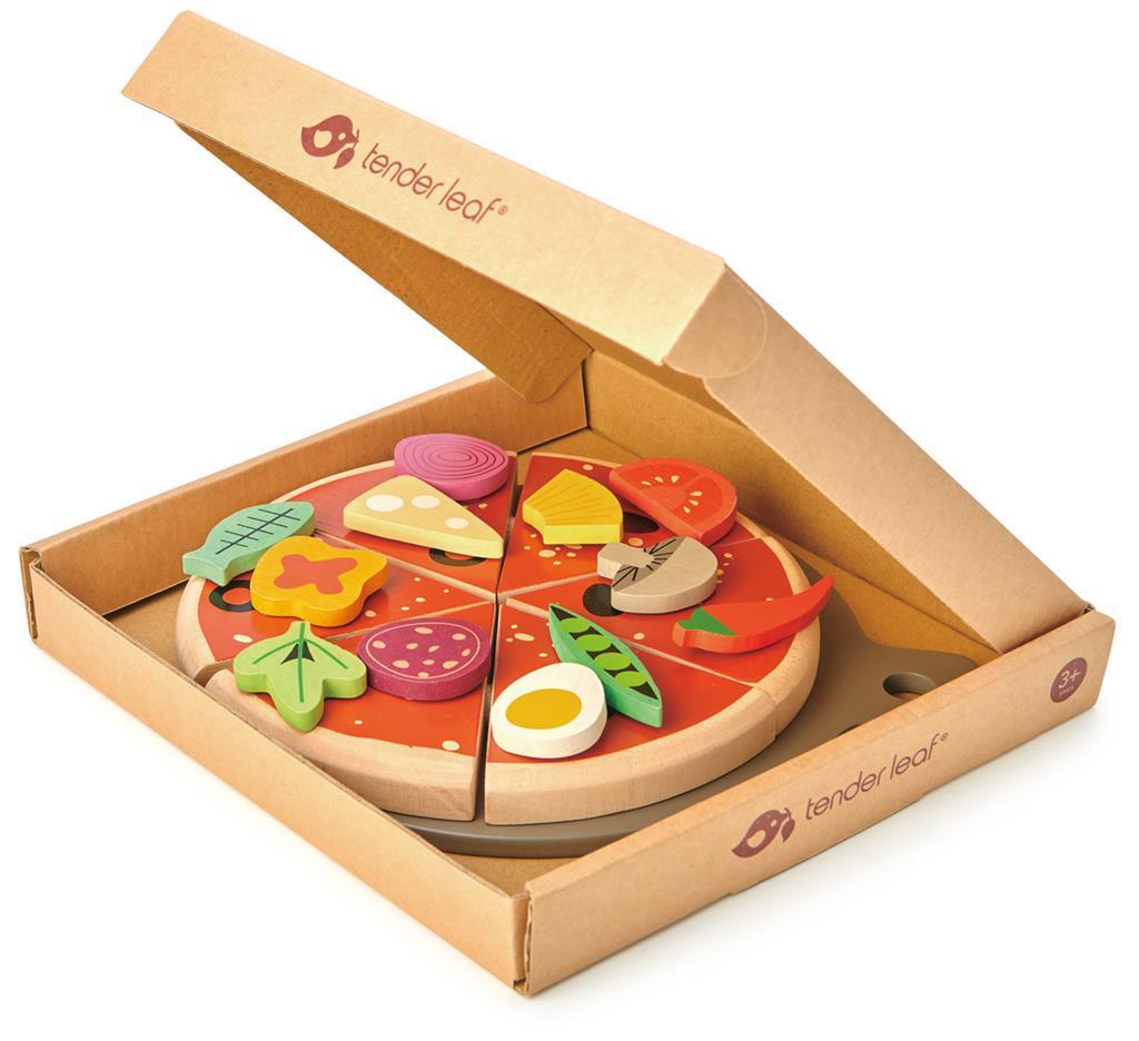Tender leaf toys pizza