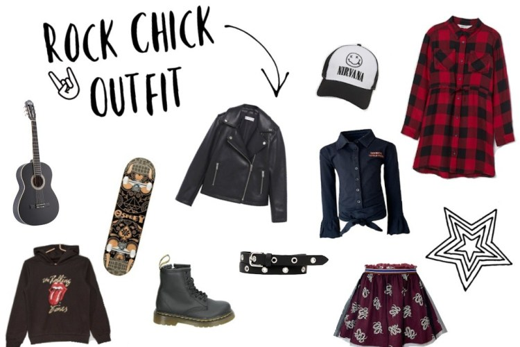 rock n roll outfit