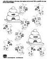 Bee Crafts preschool and kindergarten activities