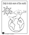 Earth Day Crafts preschool and kindergarten activities