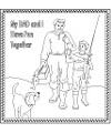 Fathers Day preschool and kindergarten activities