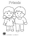 Preschool Friendship preschool and kindergarten activities