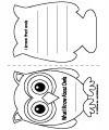 Owls preschool and kindergarten activities and crafts