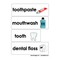 Dental Health and Teeth Preschool Activities, Lessons, and
