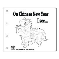 Chinese New Year Preschool Crafts, Activities, Lessons