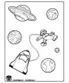 Space and Astronauts Preschool Activities, Lessons, Games
