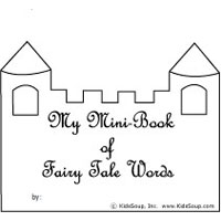 Fairy Tales Preschool Activities, Crafts, and Printables