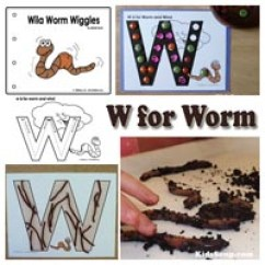Venn Diagram Sorting Shapes 2003 Chevy Silverado Ls Radio Wiring Snails And Worms Preschool Activities, Science Lessons, Crafts | Kidssoup