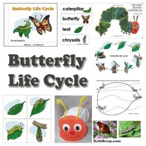 Garden Critters Preschool Weekly Plan | KidsSoup