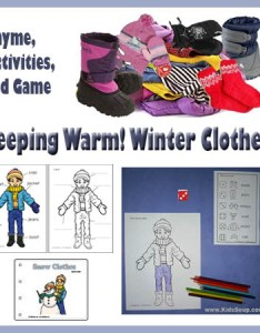 Keeping warm winter clothing riddles rhyme game and more also kidssoup rh