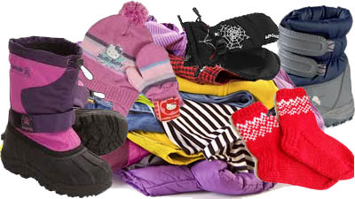 Keeping Warm Winter Clothing Riddles Rhyme Game And
