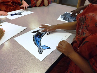 Ocean Animals 4 Ways Science Language Math and Art for