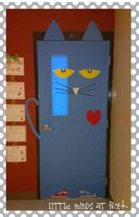 Pete the Cat Classroom Decoration and Ideas | KidsSoup