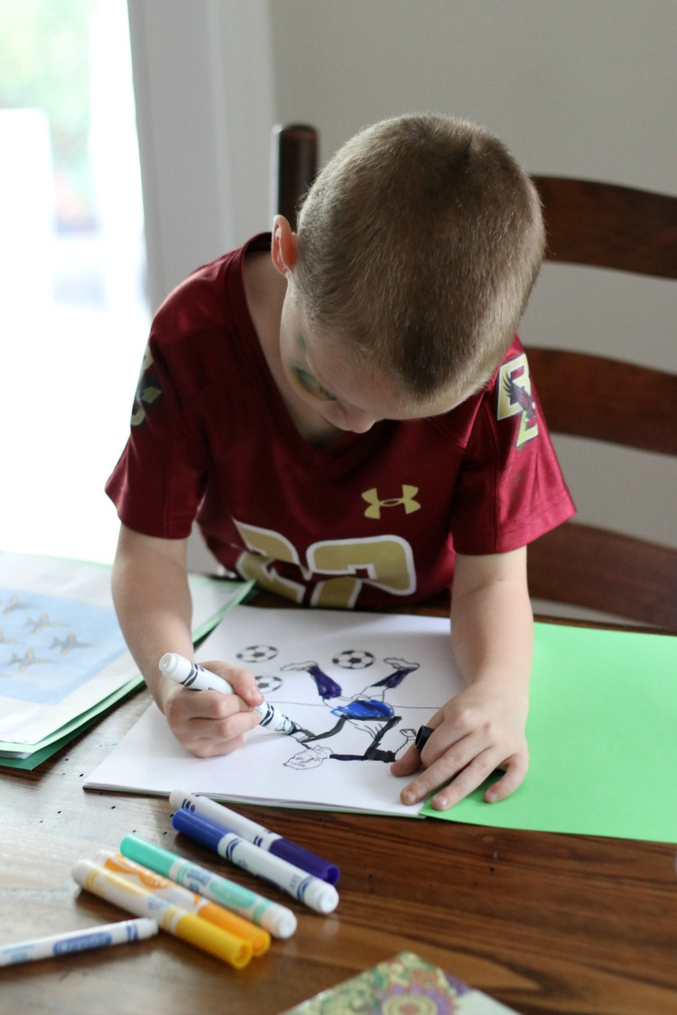 Easy Steps To Make Your Own Personalized Coloring Book