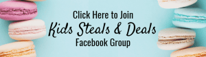 Join Kids Steals and Deals Group for Top Prime Day tips