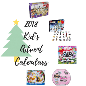 The most popular kids advent calendars