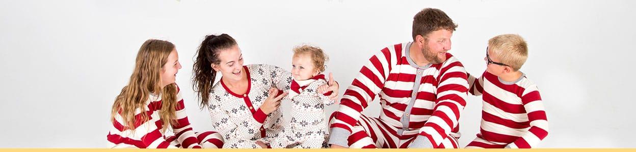 Family Holiday Pajamas Burts Bees Family Matching Christmas Pajamas Family Matching Hanukkah Pajamas
