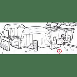 Peg Perego John Deere Gator Se Chassis SPST8091KVB