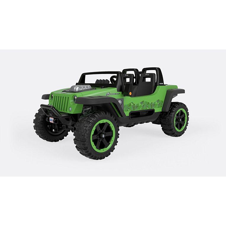 Modified Power Wheels Jeep Hurricane Wiring Problem