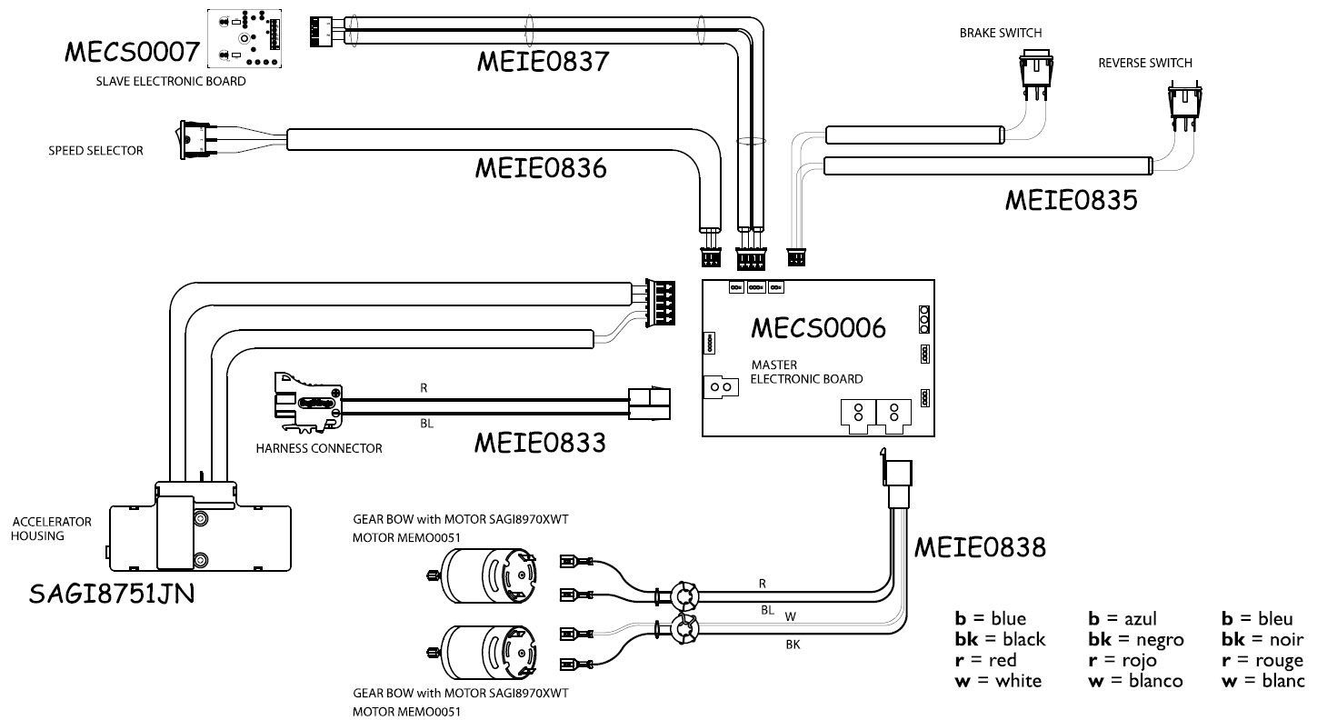 power wheels 12v wiring diagram 2005 honda accord lx radio gaucho super igod0501us parts kidswheels