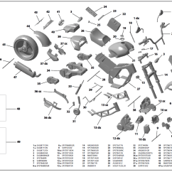Harley Davidson Motorcycle Parts Diagram Spine Function Evolution Engine Exploded View Free