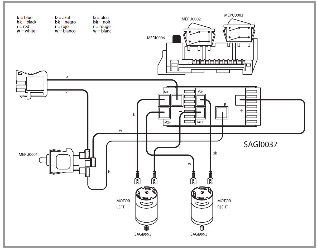 Polaris Sportsman 700 Wiring Diagram. Wiring. Wiring