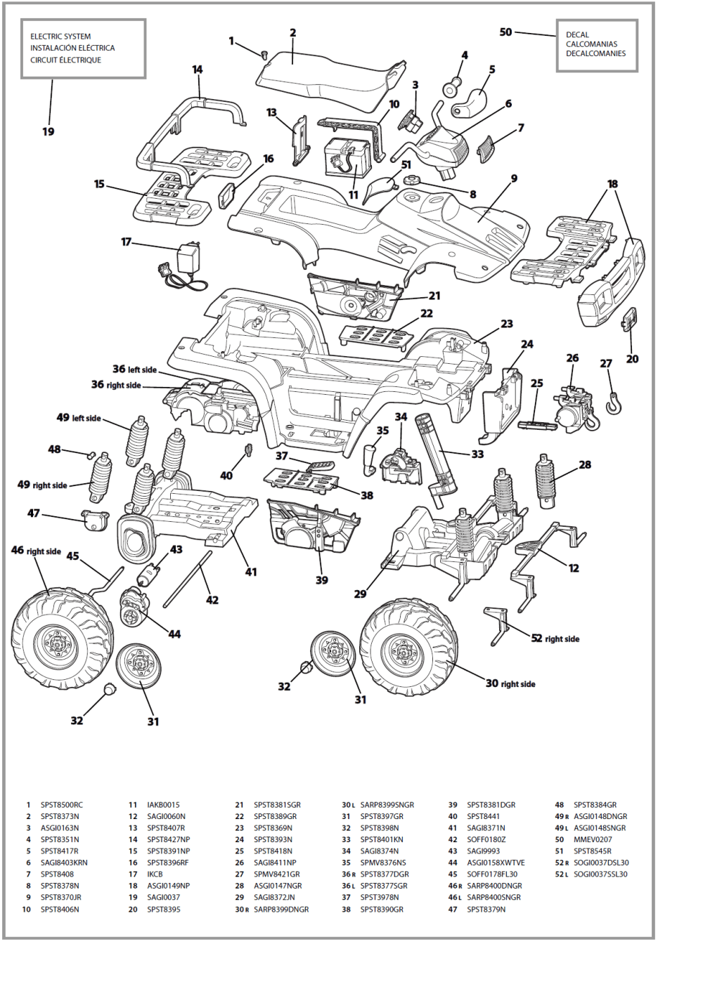 medium resolution of polaris ranger 700 4x4 wiring diagram polaris get free 2007 polaris 500 sportsman wiring diagram 1999 polaris sportsman 500 wiring diagram