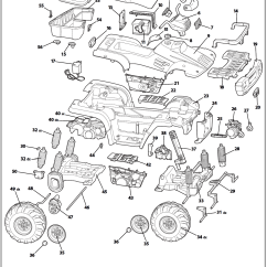 Arctic Cat Atv Winch Solenoid Wiring Diagram 2005 Chevy Equinox Suspension Suzuki King Quad 500 Get Free Image About