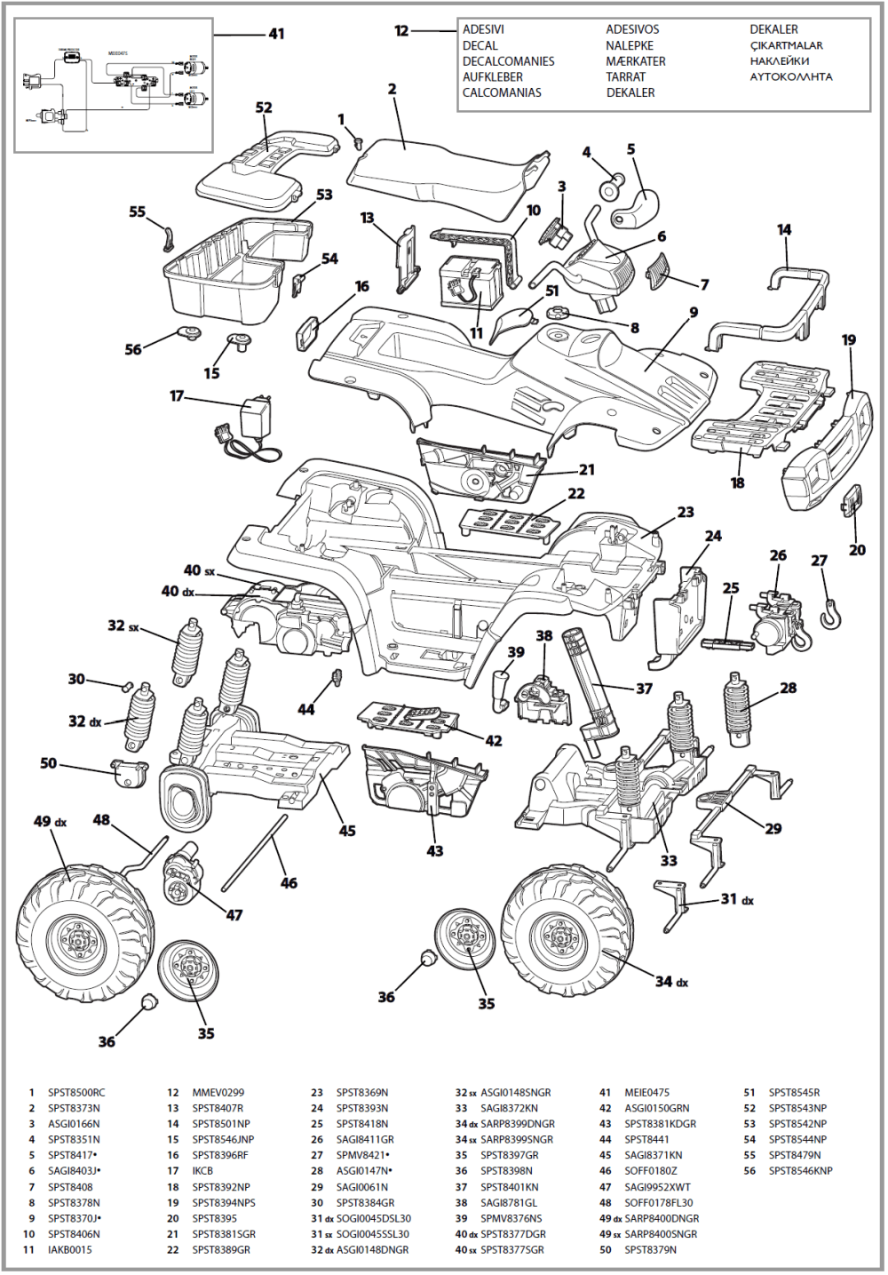 medium resolution of suzuki king quad 500 wiring diagram get free image about 2008 polaris sportsman 500 efi owner s manual 2008 polaris sportsman 500 ho service manual download