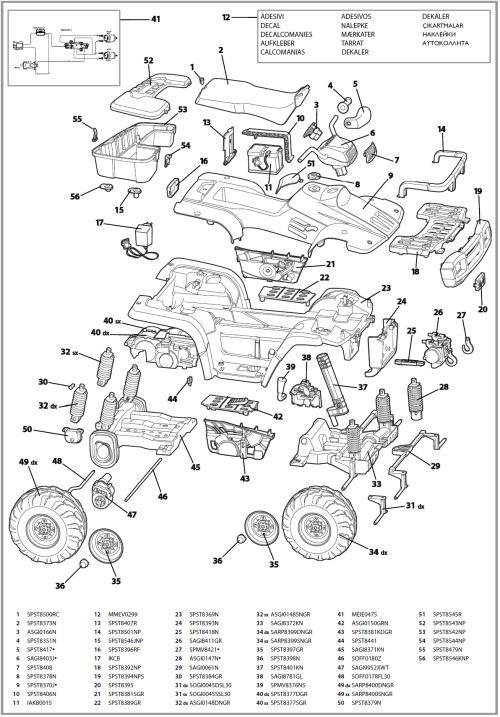 small resolution of igod0032 igod0035 parts diagram