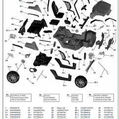 Polaris Ranger Wiring Diagram Blizzard Snow Plow Diagrams Harness Replacement Arctic Cat