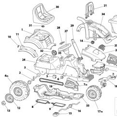 John Deere Sabre Wiring Diagram Daikin Split Ac 1 5 Ton Front End Parts