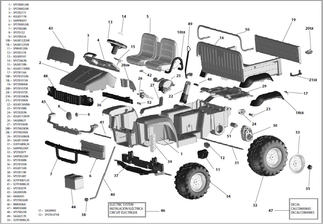 hight resolution of john deere gator hpx igod0055 igod0049 parts