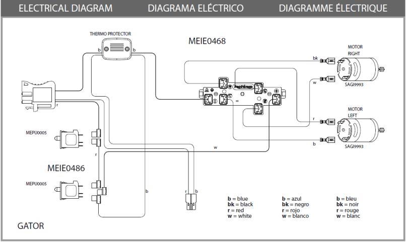 Diagram  Wiring Diagram 12 Volt Ride On Toys Full Version